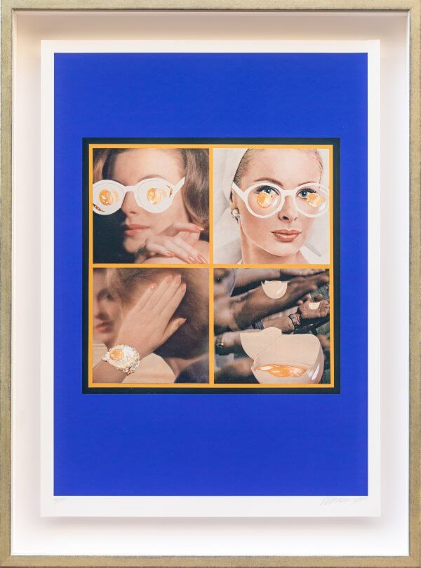 """4.) """"Gekocht und Ungekocht 1965"""", original autorisiertes Werk Christian Ludwig Attersee"""